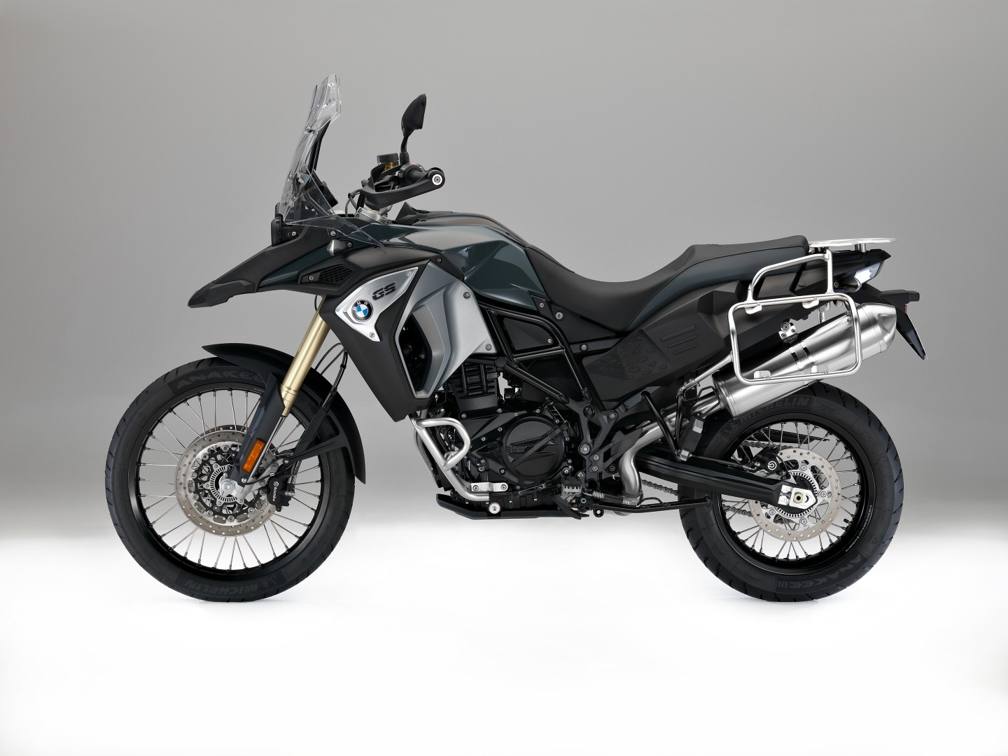 BMW F700GS, F800GS and F800GS Adventure Facelifted, 100 ...