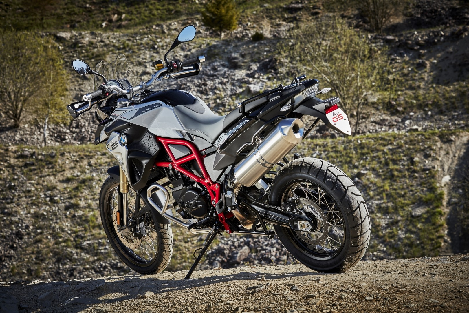 bmw f700gs f800gs and f800gs adventure facelifted 100. Black Bedroom Furniture Sets. Home Design Ideas