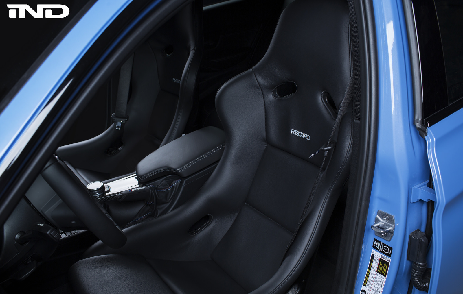 BMW F80 M3 Gets Recaro Seats - autoevolution