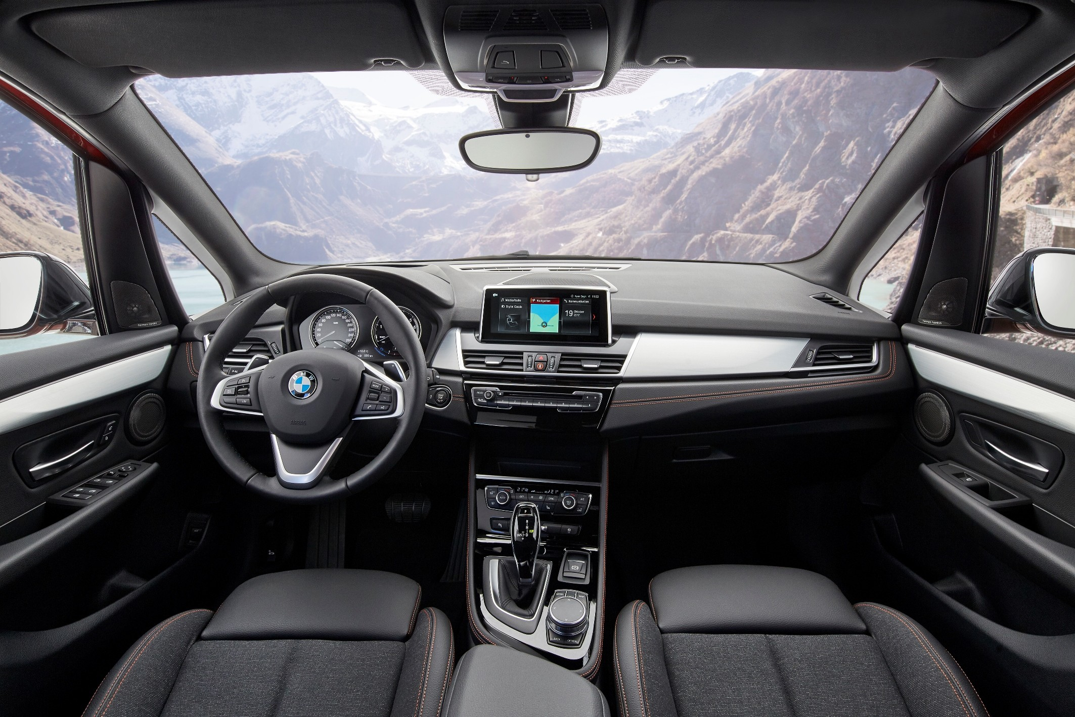 bmw facelifts 2 series active tourer and gran tourer for 2018 autoevolution. Black Bedroom Furniture Sets. Home Design Ideas