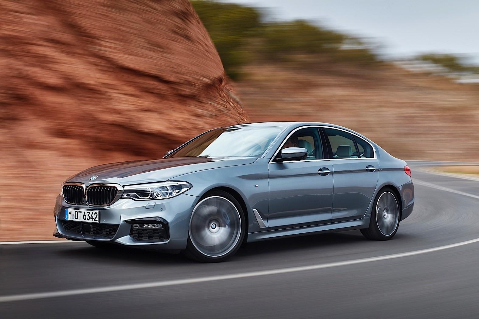 Bmw Key Evolution >> BMW G30 5 Series Goes Plug-In Hybrid: 2017 BMW 530e iPerformance - autoevolution