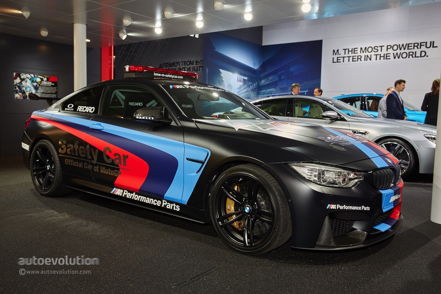 Bmw Has The M4 Safety Car S Water Injection Cooled Engine