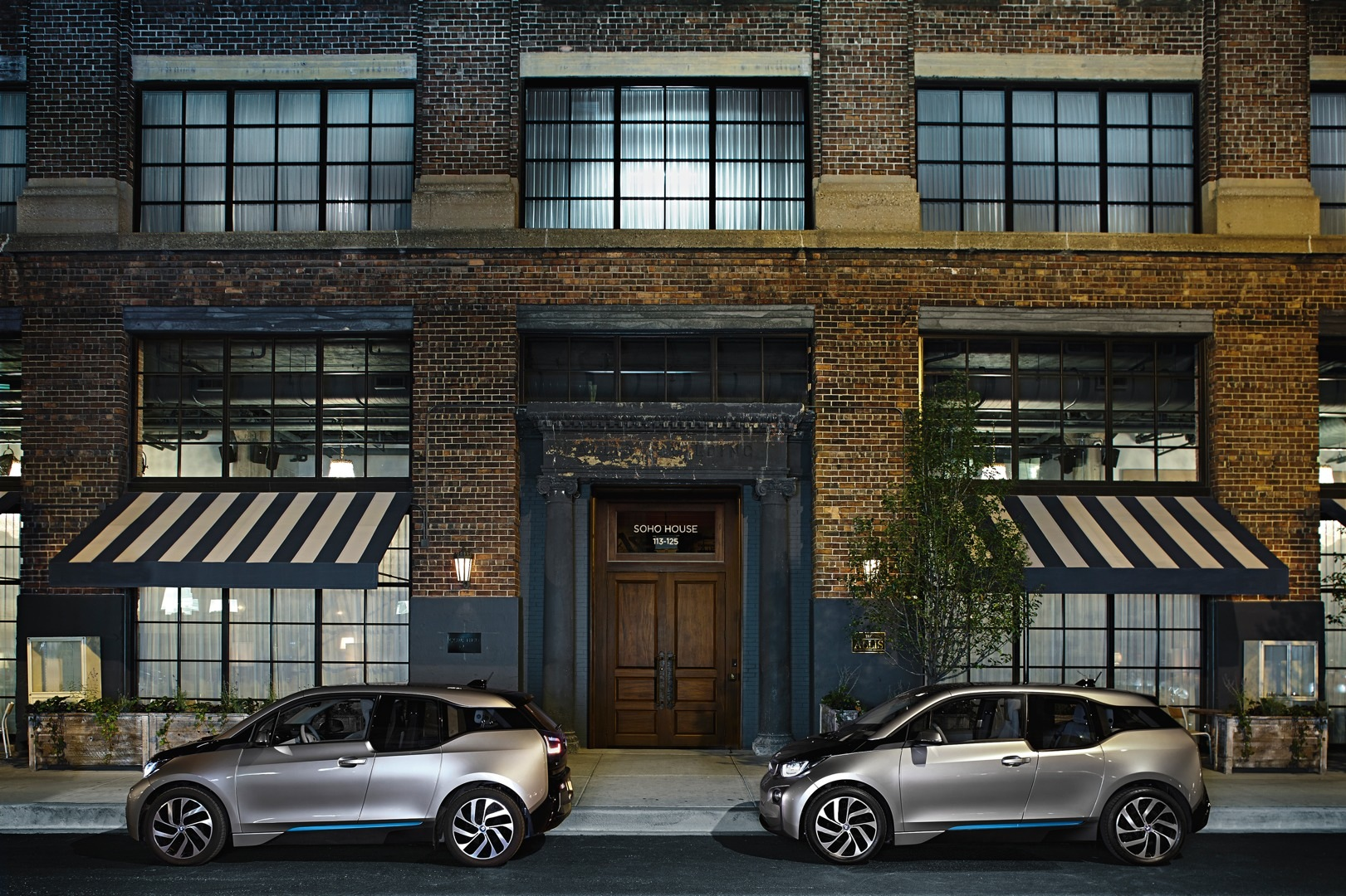 bmw i and soho house announce new partnership for arts and design autoevolution. Black Bedroom Furniture Sets. Home Design Ideas