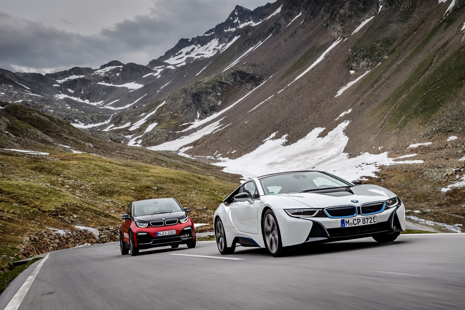BMW i3 Electric City Car to Get Much Needed Range Boost in 2018