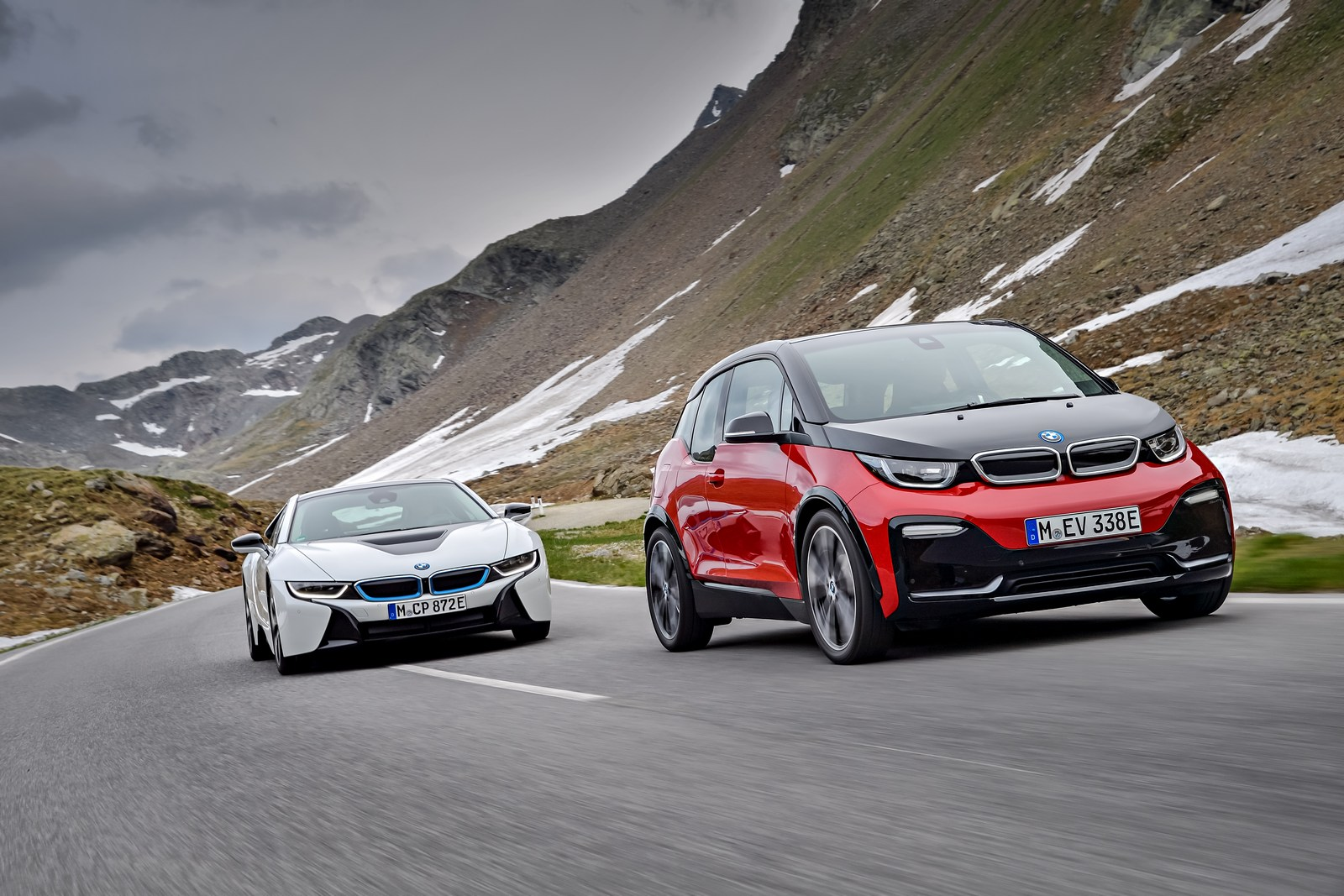 2018 bmw electric cars. contemporary bmw 2018 bmw i3s debuts with more power and sportier looks throughout bmw electric cars t
