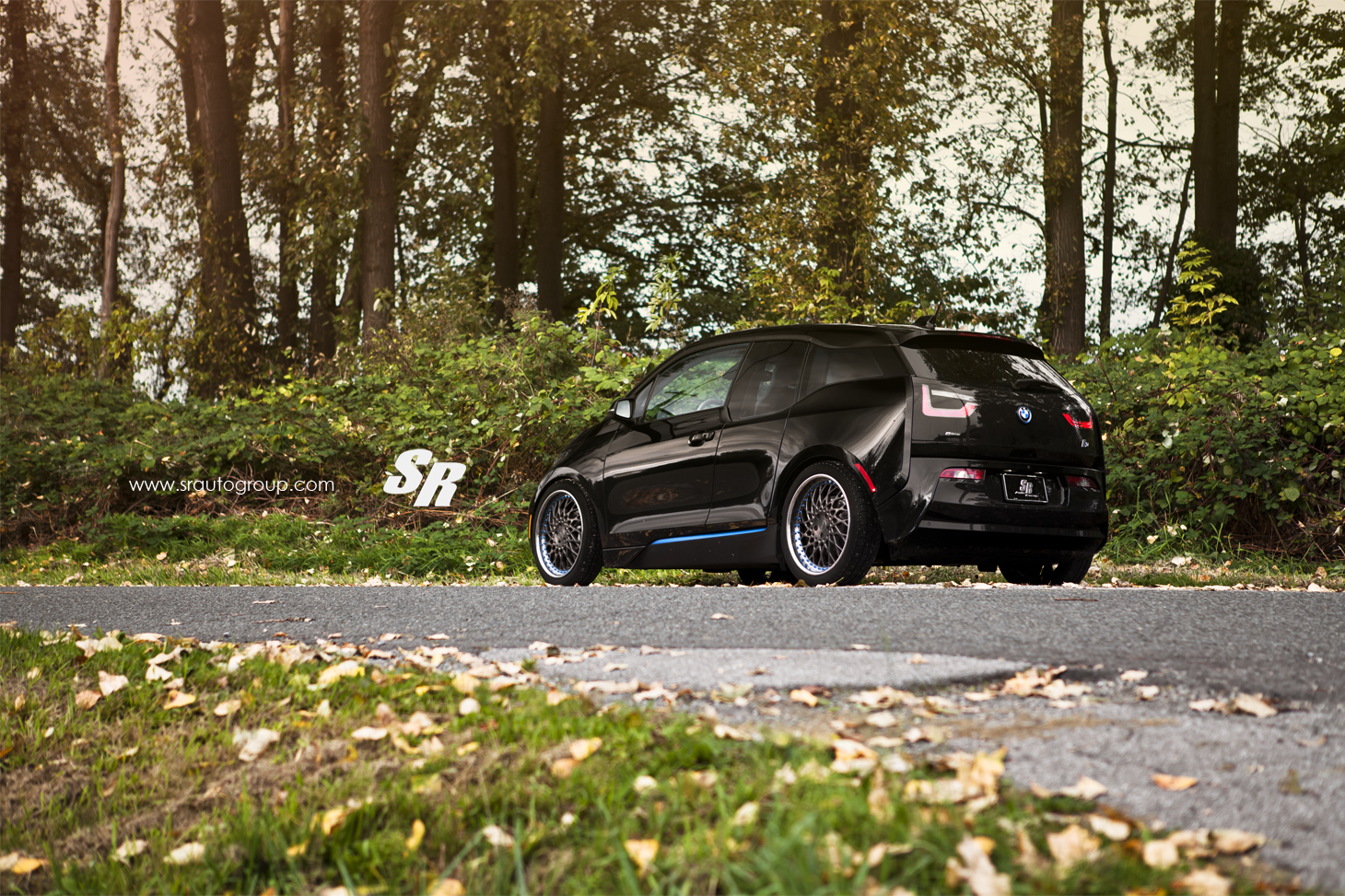 Bmw I3 Gets Tuned This Time It S For Real Autoevolution