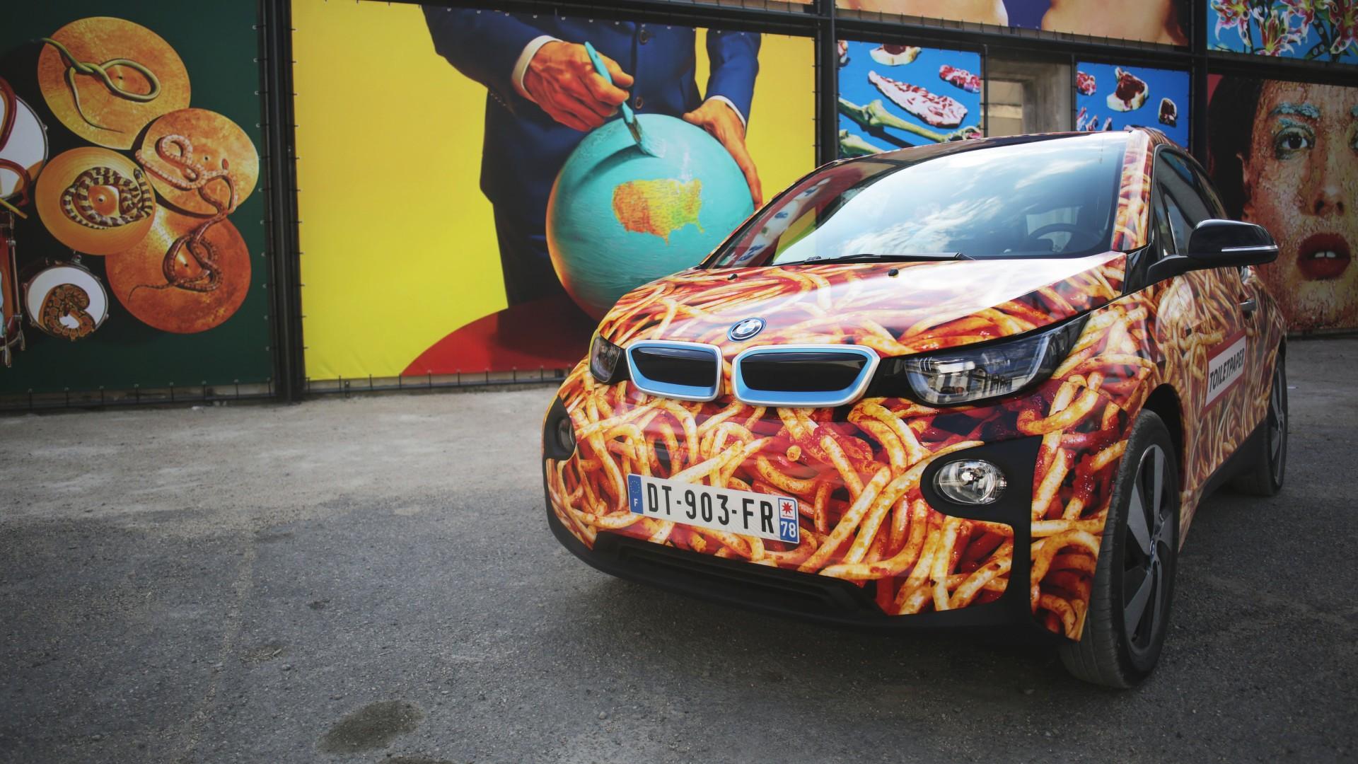 Bmw I3 Spaghetti Car Needs More Meatballs Autoevolution