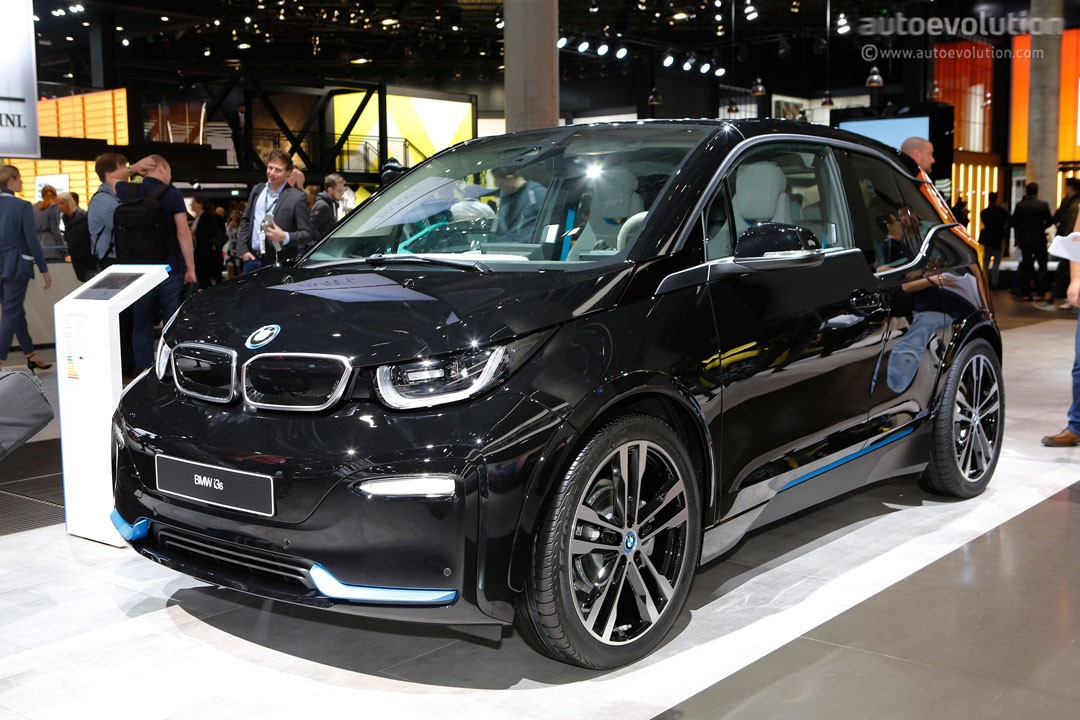 bmw i3s is a last ditch attempt to make the aging ev appealing autoevolution. Black Bedroom Furniture Sets. Home Design Ideas
