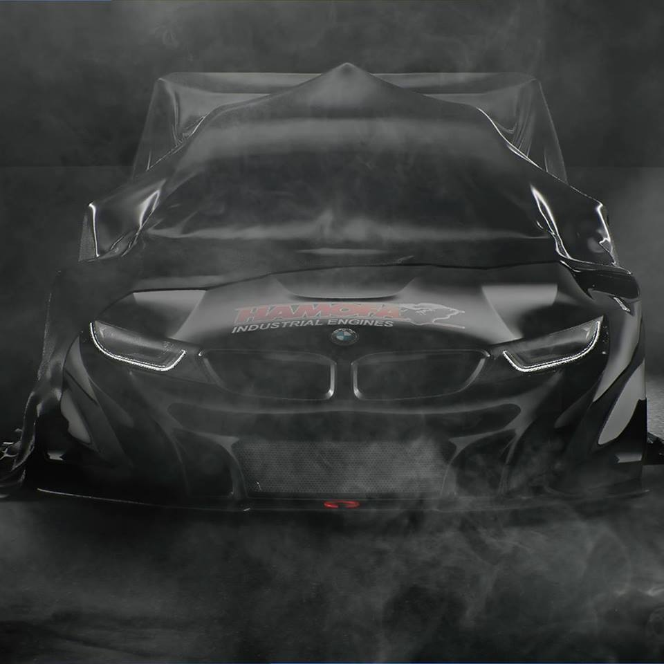 Bmw I8 Gtr Silhouette Racing Car Abandons Plug In Drivetrain For V8
