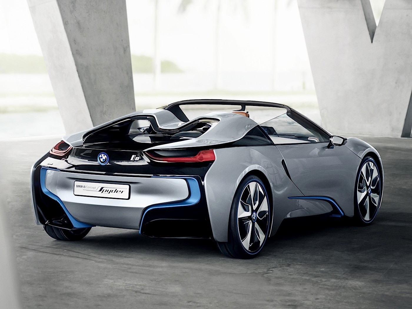 Bmw I8 Roadster Is Officially On The Way Along With A New
