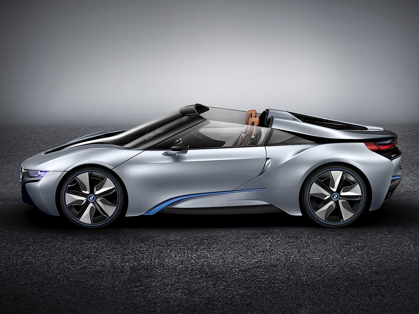 BMW i8 Roadster Is Officially on the Way, Along with a New ...