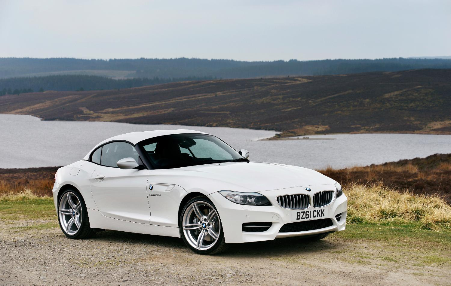 Bmw Introduces Z4 Sdrive20i And Sdrive28i In Britain