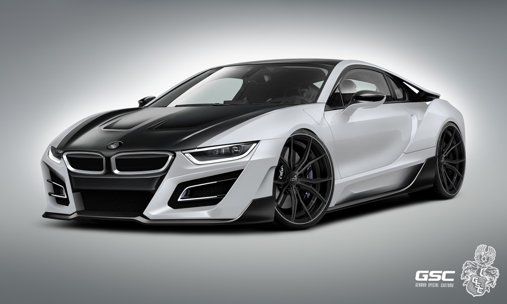 bmw itron body kit for the i8 body kit is out of this. Black Bedroom Furniture Sets. Home Design Ideas