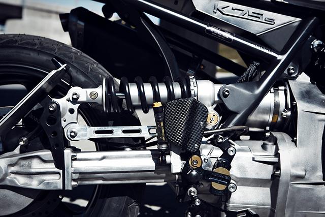 Bmw K Streetfighter By Renard Speed Shop on Bmw K100 Engine