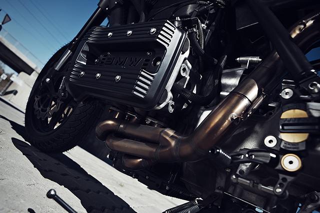 BMW K75 Streetfighter by Renard Speed Shop - autoevolution