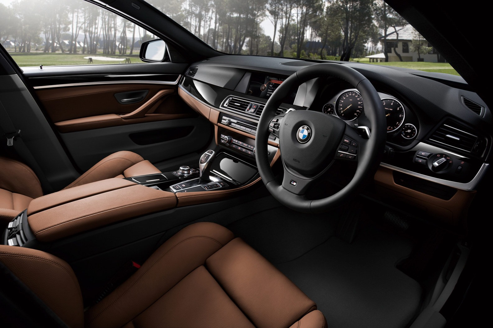 bmw launches limited edition 5 series in japan autoevolution. Black Bedroom Furniture Sets. Home Design Ideas