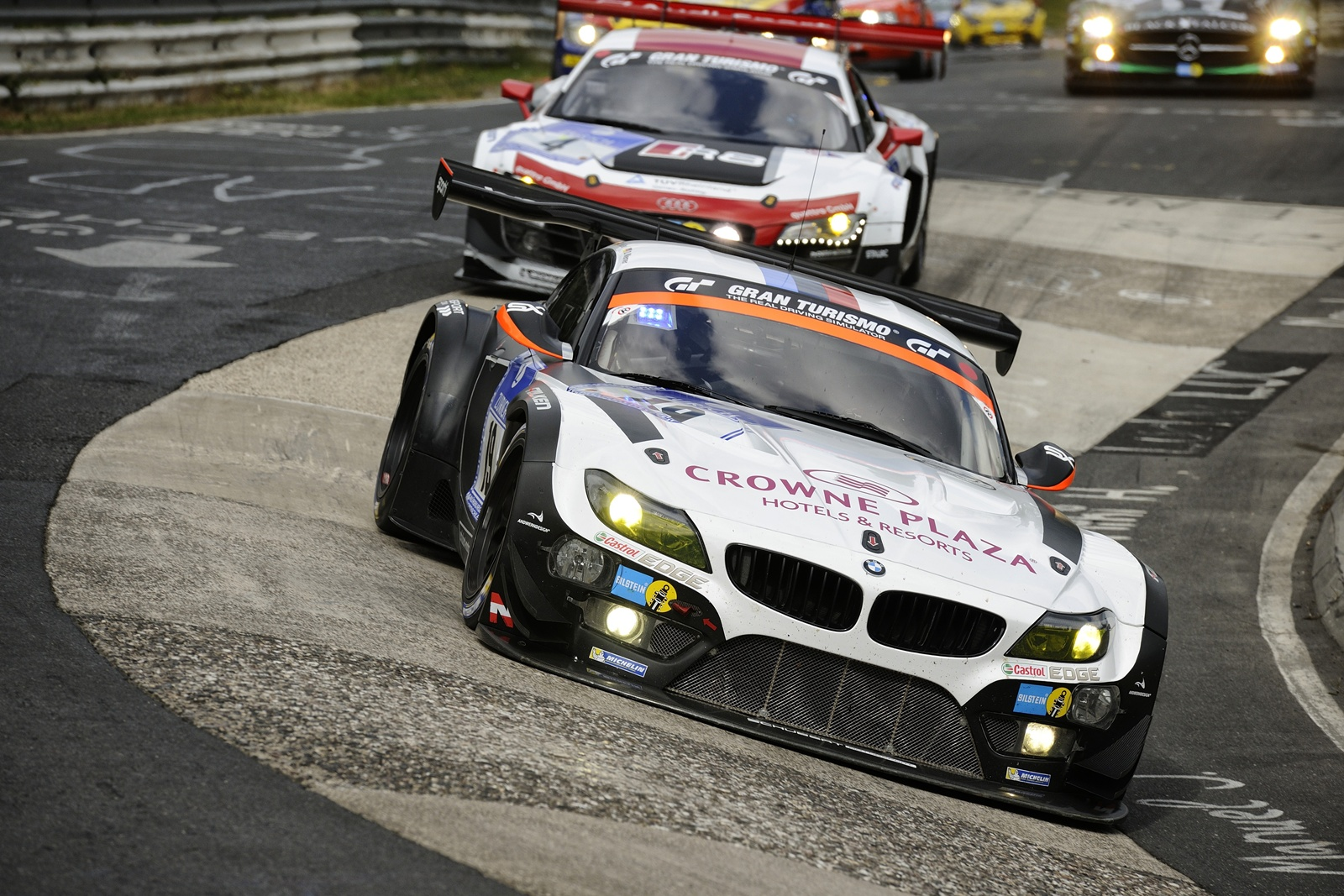 Bmw Leaves 24 Hours Of Nurburgring Race Disappointed And