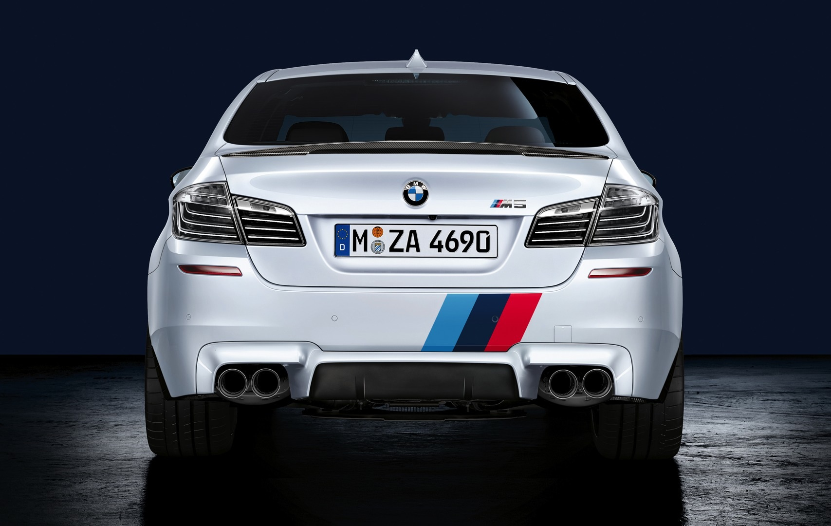 BMW 535I M Sport >> BMW M Performance Accessories for BMW M5 Now Available - autoevolution