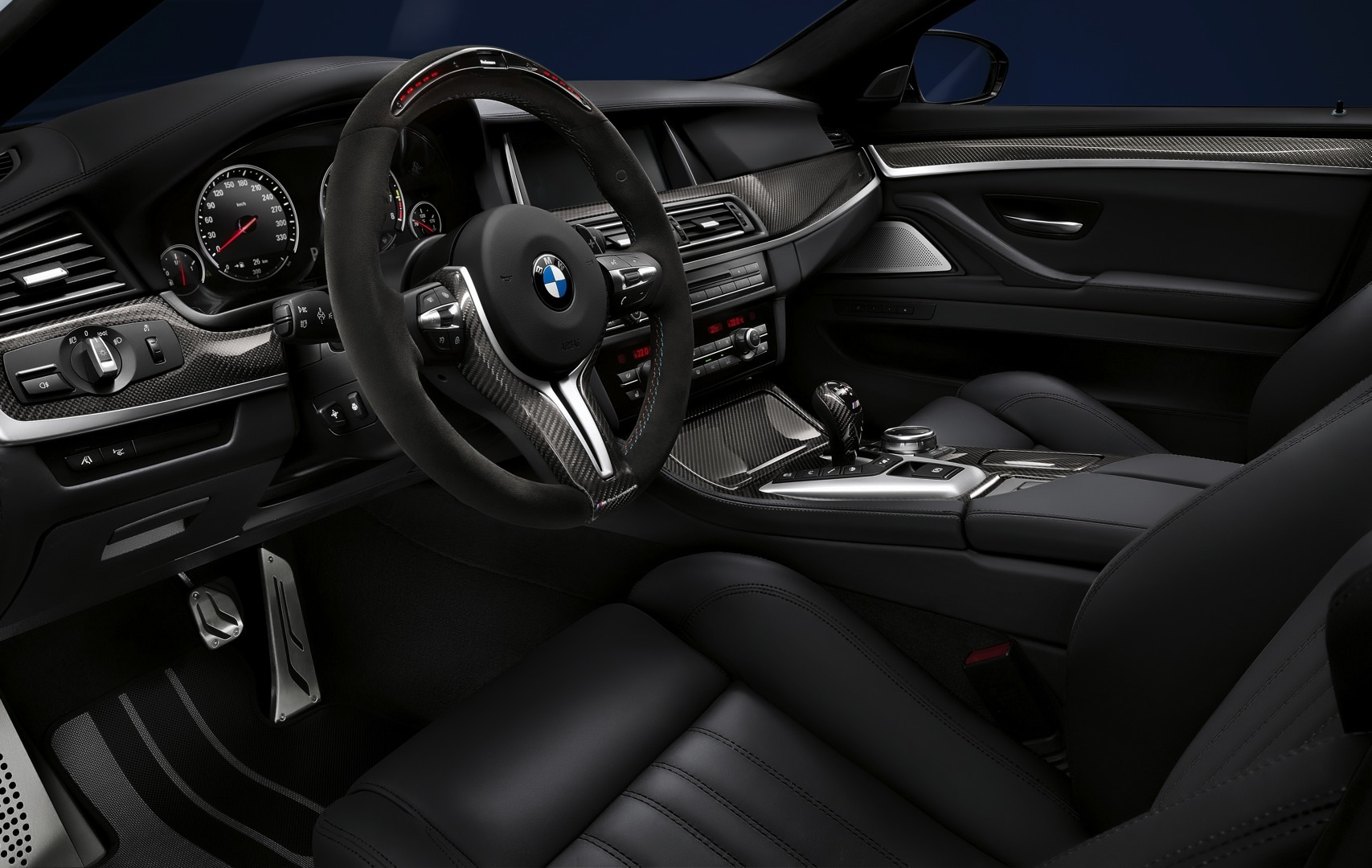 BMW 3 Series Accessories >> BMW M Performance Accessories for BMW M5 Now Available - autoevolution
