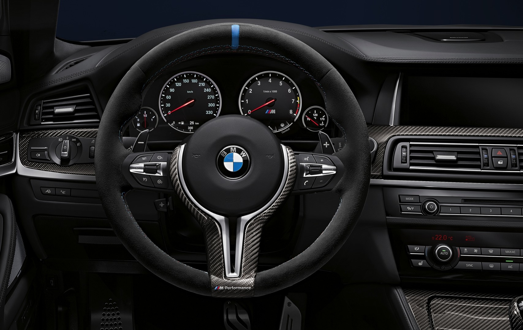 BMW M Performance Accessories for BMW M5 Now Available ...