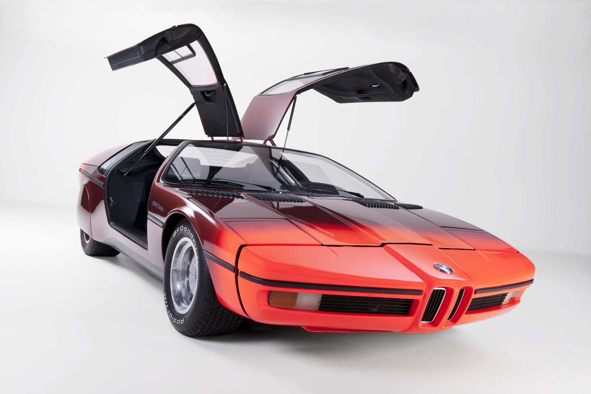 Bmw M1 S Predecessor Bmw Braque Turbo Autoevolution