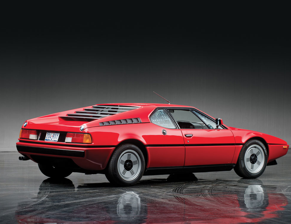 Bmw M1 Up For Auction On Rmauctions Com Autoevolution