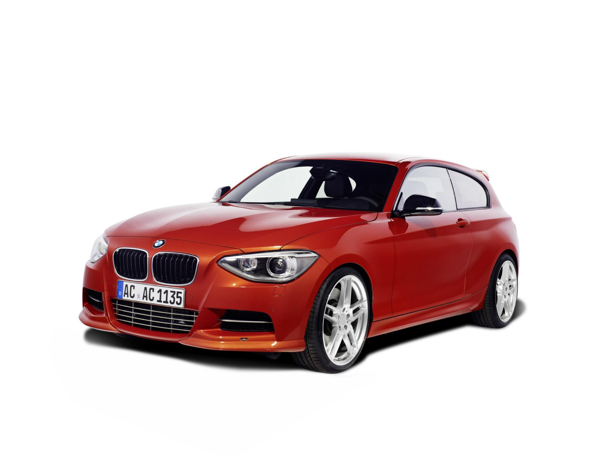 bmw m135i gets tuned by ac schnitzer autoevolution. Black Bedroom Furniture Sets. Home Design Ideas