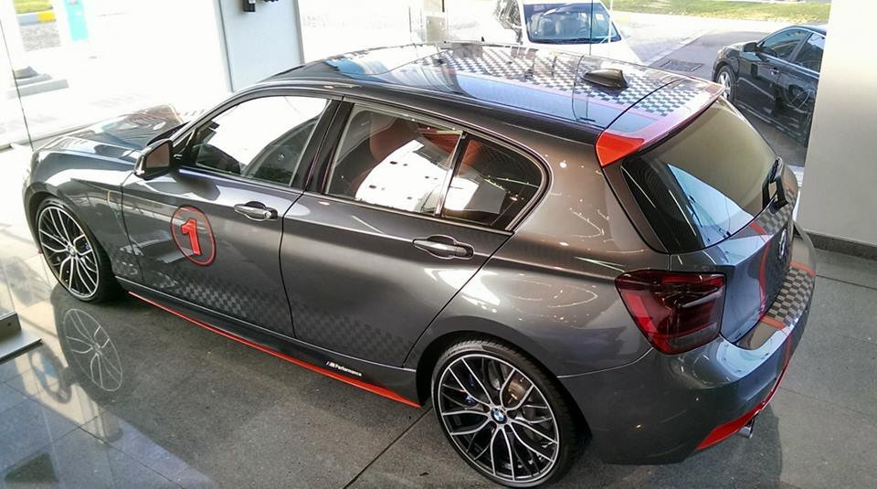 BMW M135i M Performance Special Edition Is... Weird ...