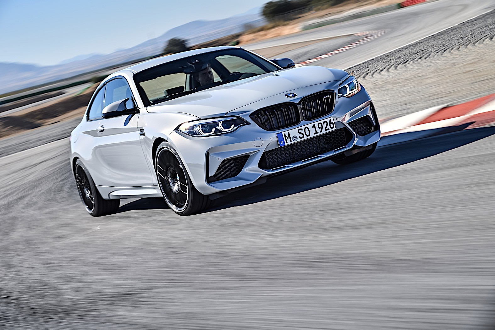 2019 BMW M2 Competition Officially Revealed, Replaces M2 Coupe - autoevolution