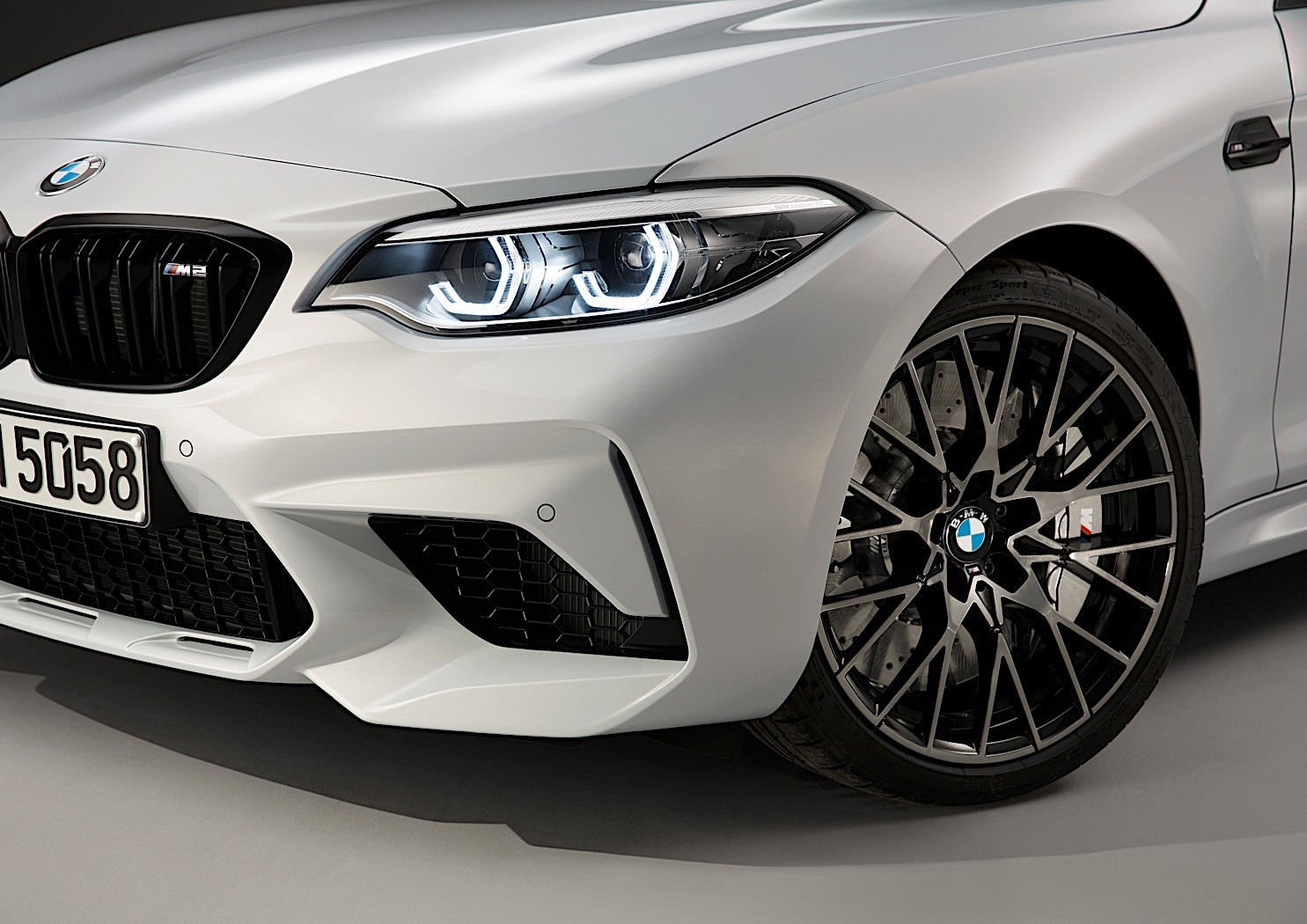 2019 BMW M2 Competition Officially Revealed, Replaces M2 ...