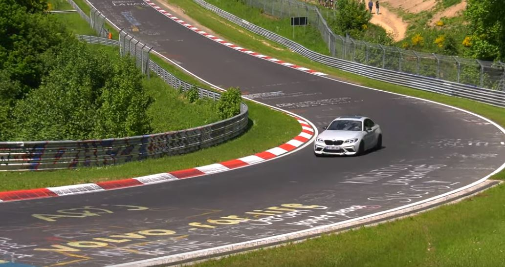 Volkswagen ID.R Shatters Nurburgring Electric Lap Record