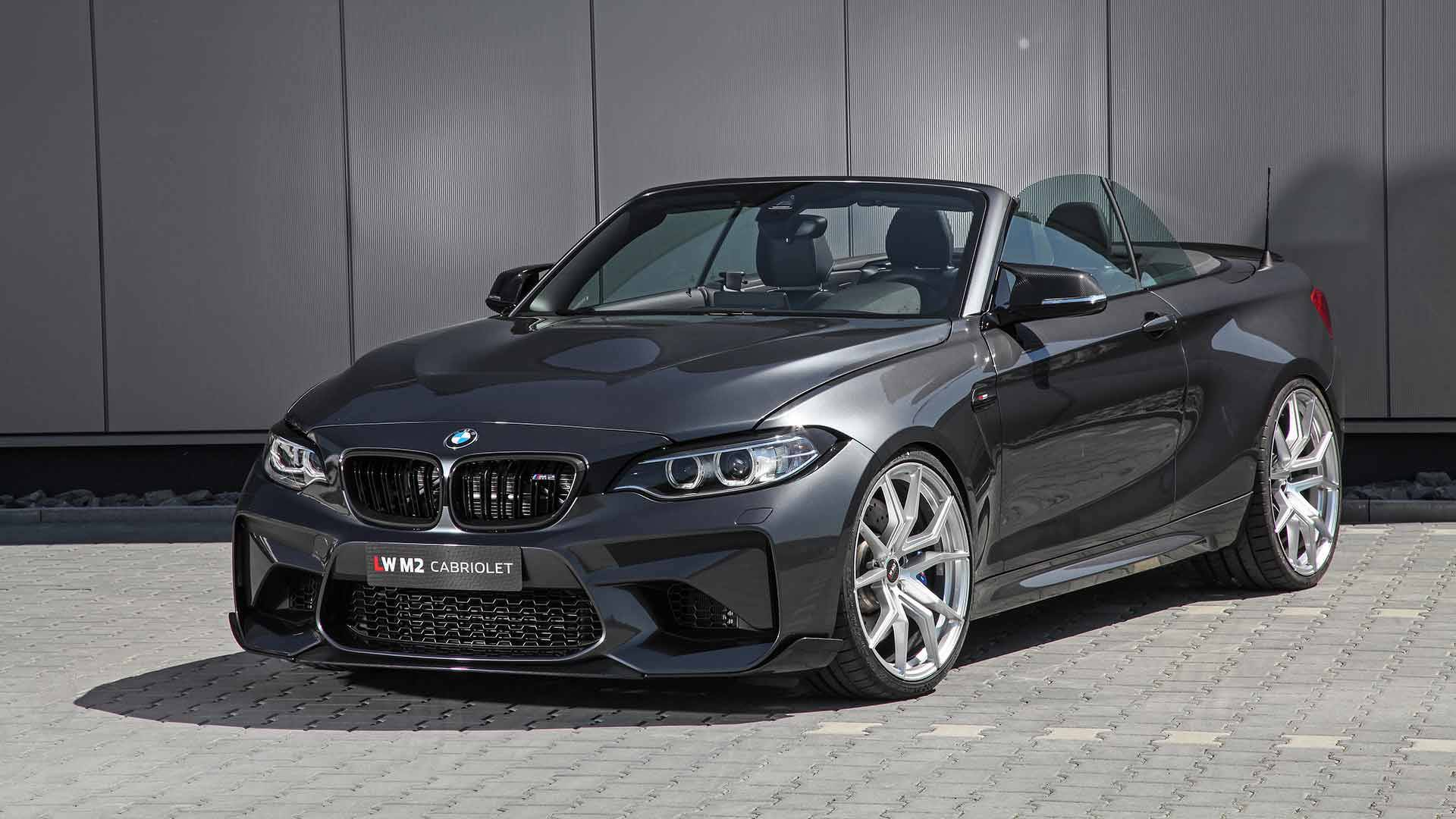 Lightweight Performance BMW M2 Convertible Is Real And It ...
