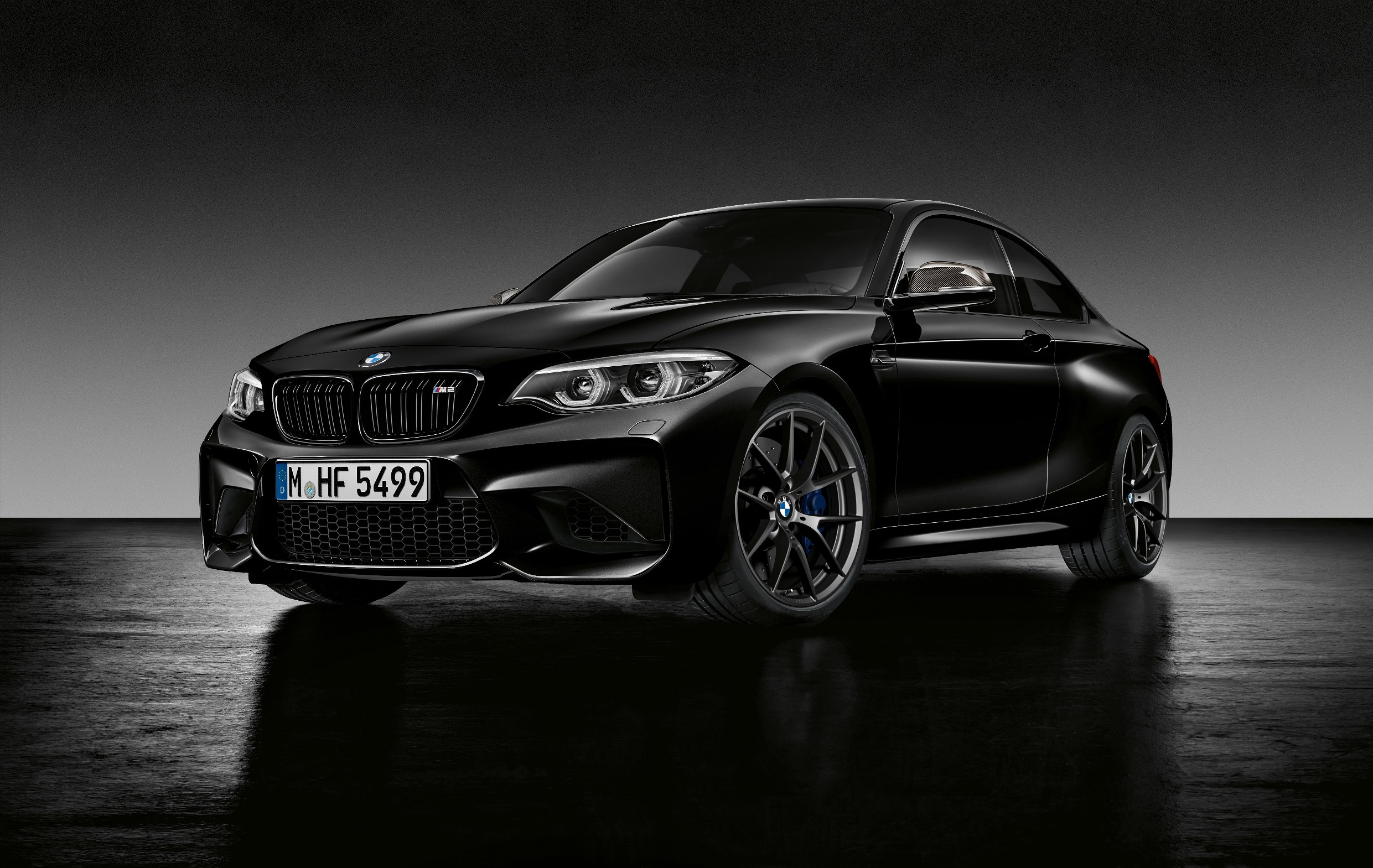 2018 Bmw M2 Gets The Edition Black Shadow Treatment