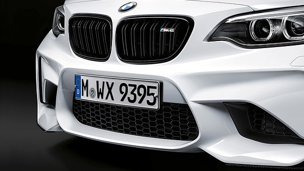 Bmw M2 Visualizer Goes Online Shows Us Some Of The M Performance Parts Prepared Autoevolution