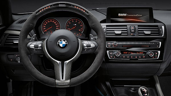 Bmw M Visualizer Goes Online Shows Us Some Of The M Performance Parts Prepared