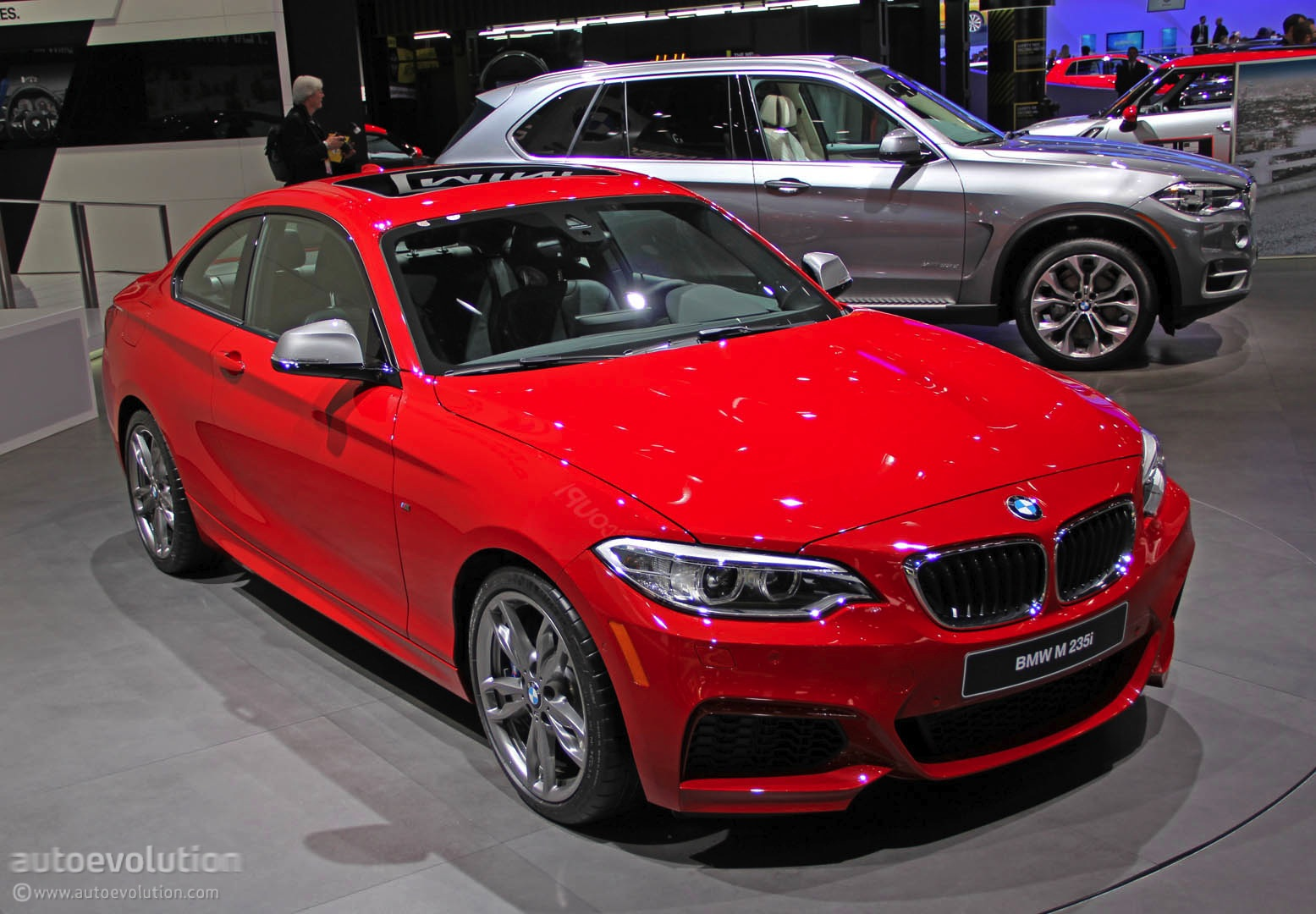 bmw m235i live photos