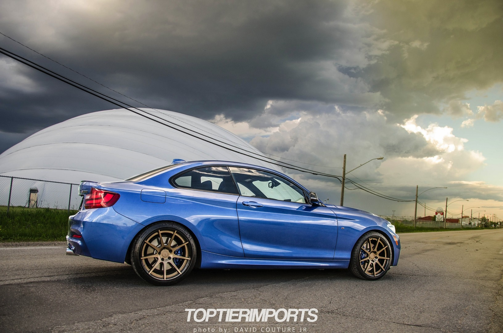Bmw M235i On Bc Forged Wheels Is Serious Business Autoevolution