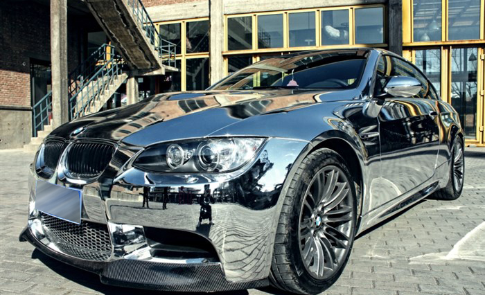 BMW 328I Convertible >> BMW M3 Convertible Boasts Stunning Simple Chrome Wrap in China - autoevolution