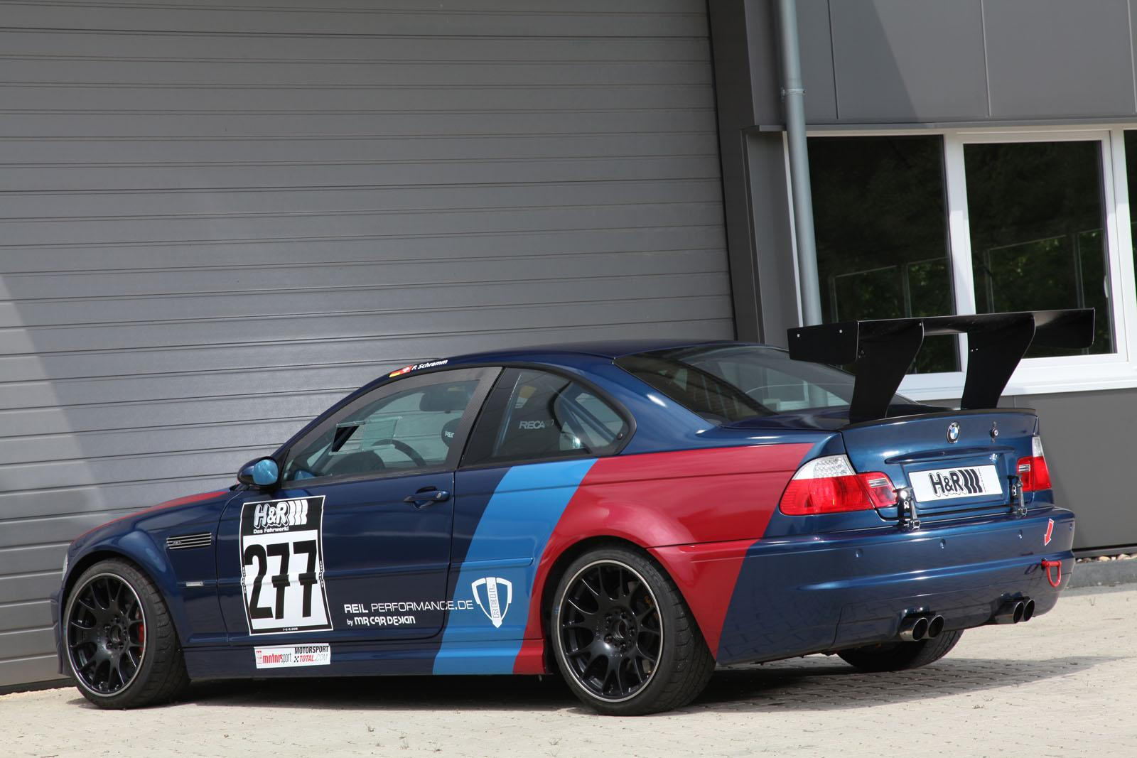 bmw m3 csl tuned by reil performance nurburgring in 7 43. Black Bedroom Furniture Sets. Home Design Ideas