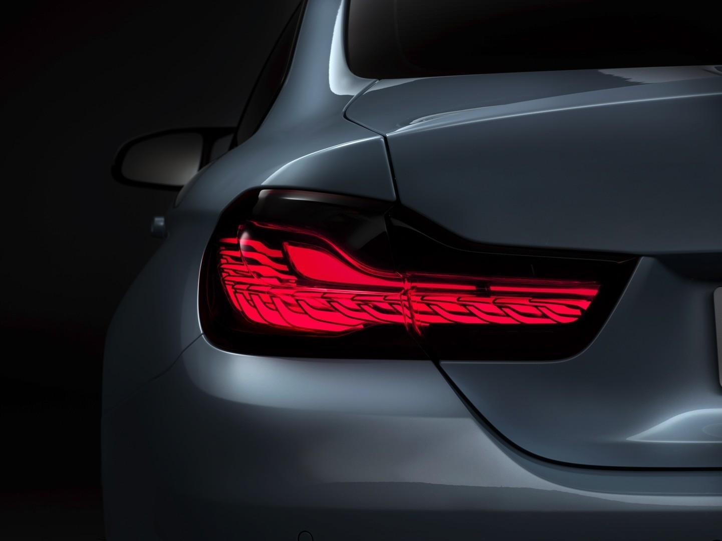 Bmw M4 Concept Iconic Lights Brings Intelligent Laser