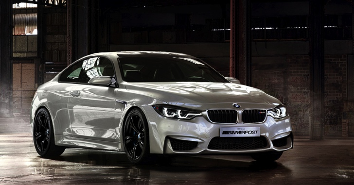 BMW M Coupe Gets Rendered Autoevolution - 2014 bmw m4 msrp