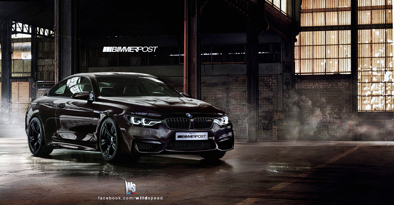 Bmw M4 Coupe Gets Rendered Autoevolution