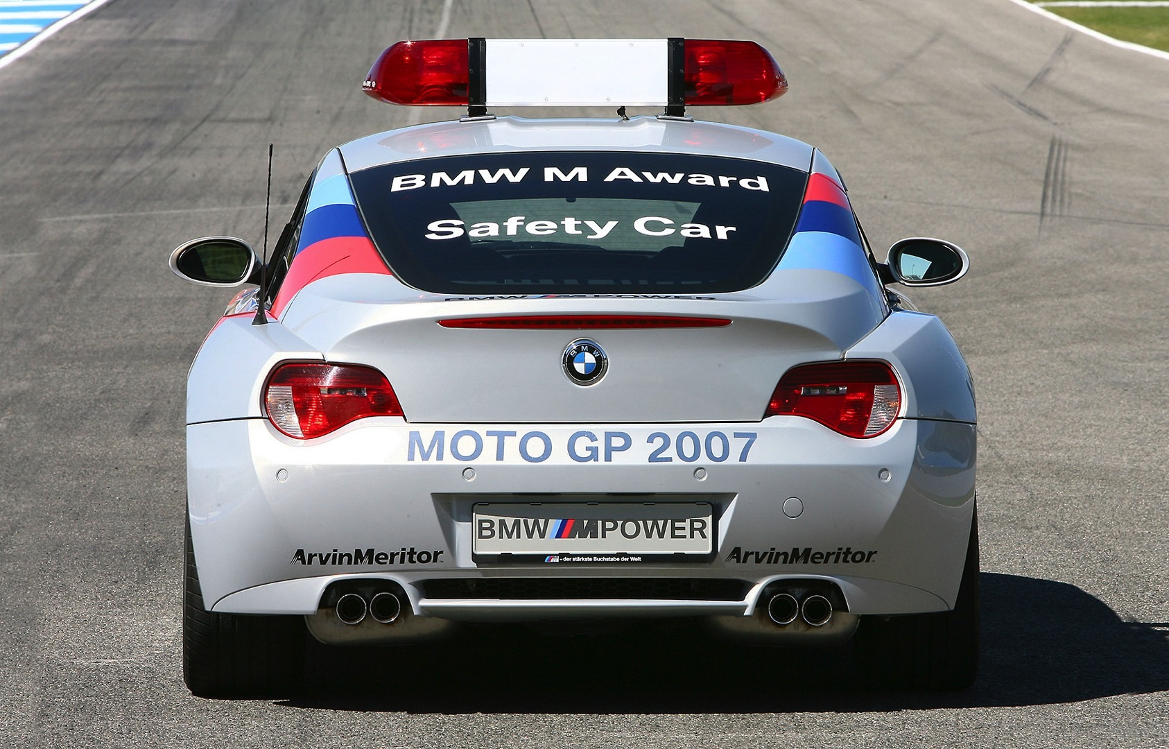 Bmw M4 Coupe Motogp Safety Car Details Revealed