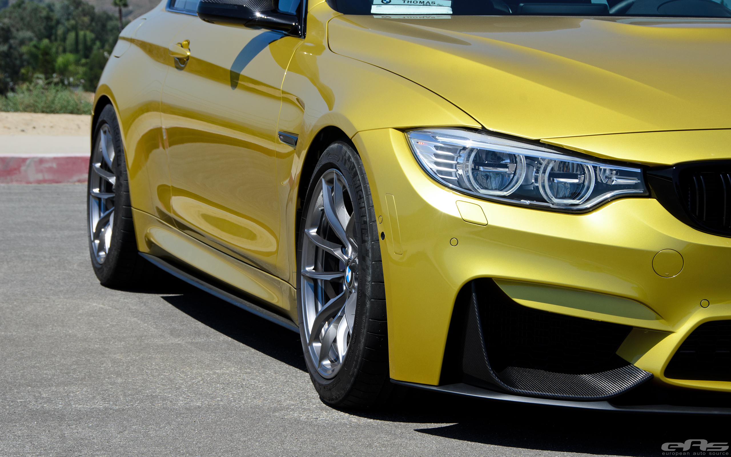 Bmw M Gets Aero M Performance Treatment At Eas Photo Gallery