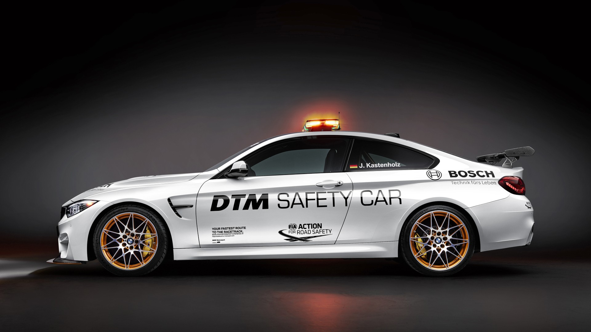 ... BMW M4 GTS Safety Car For 2016 DTM ...
