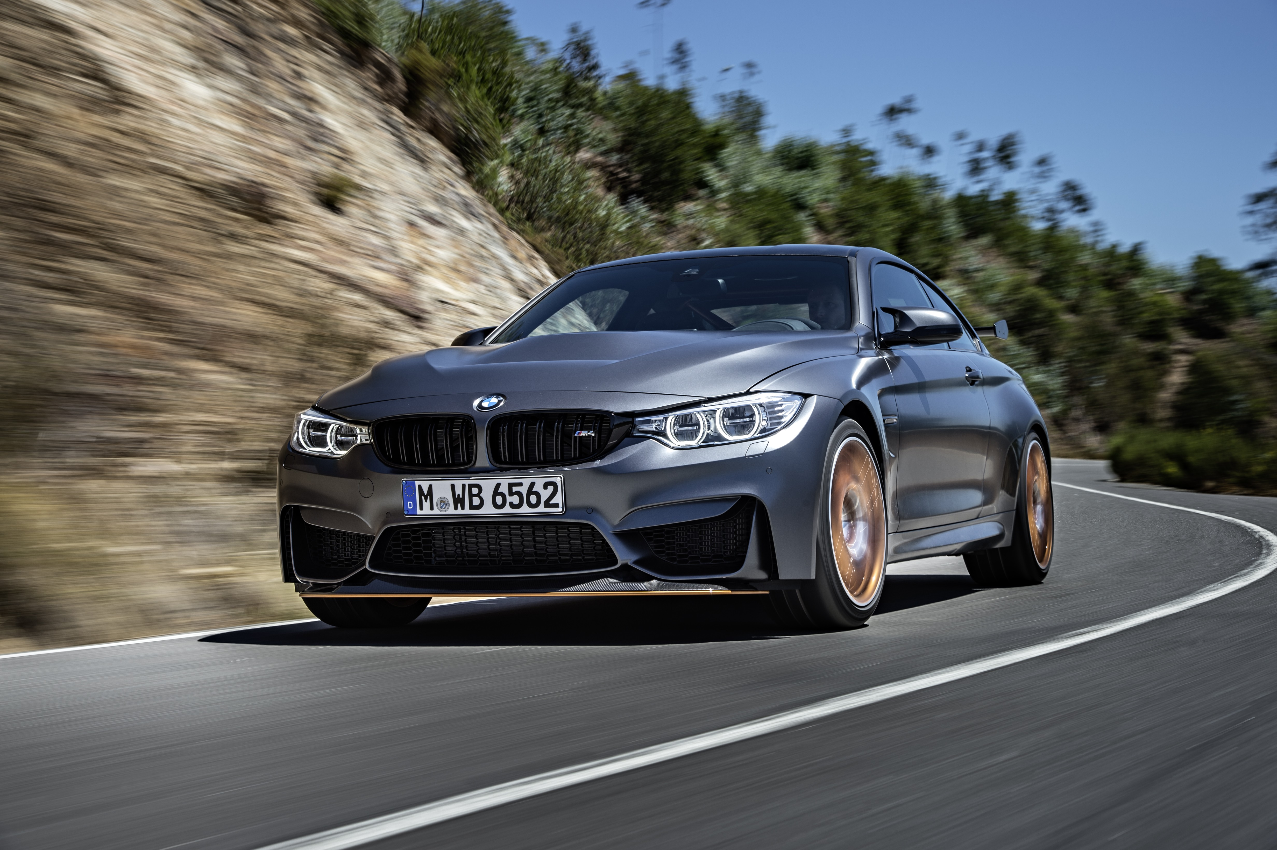 BMW M4 GTS Wrecked In Germany Every Remaining Unit Gains Value
