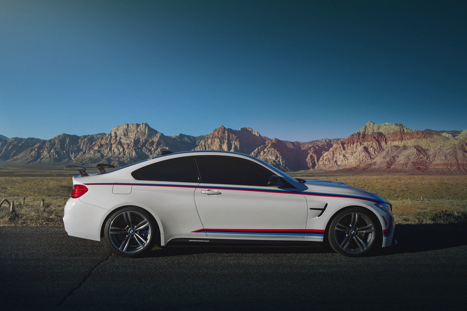 Bmw M4 With M Performance Parts Wallpapers The Thirst For
