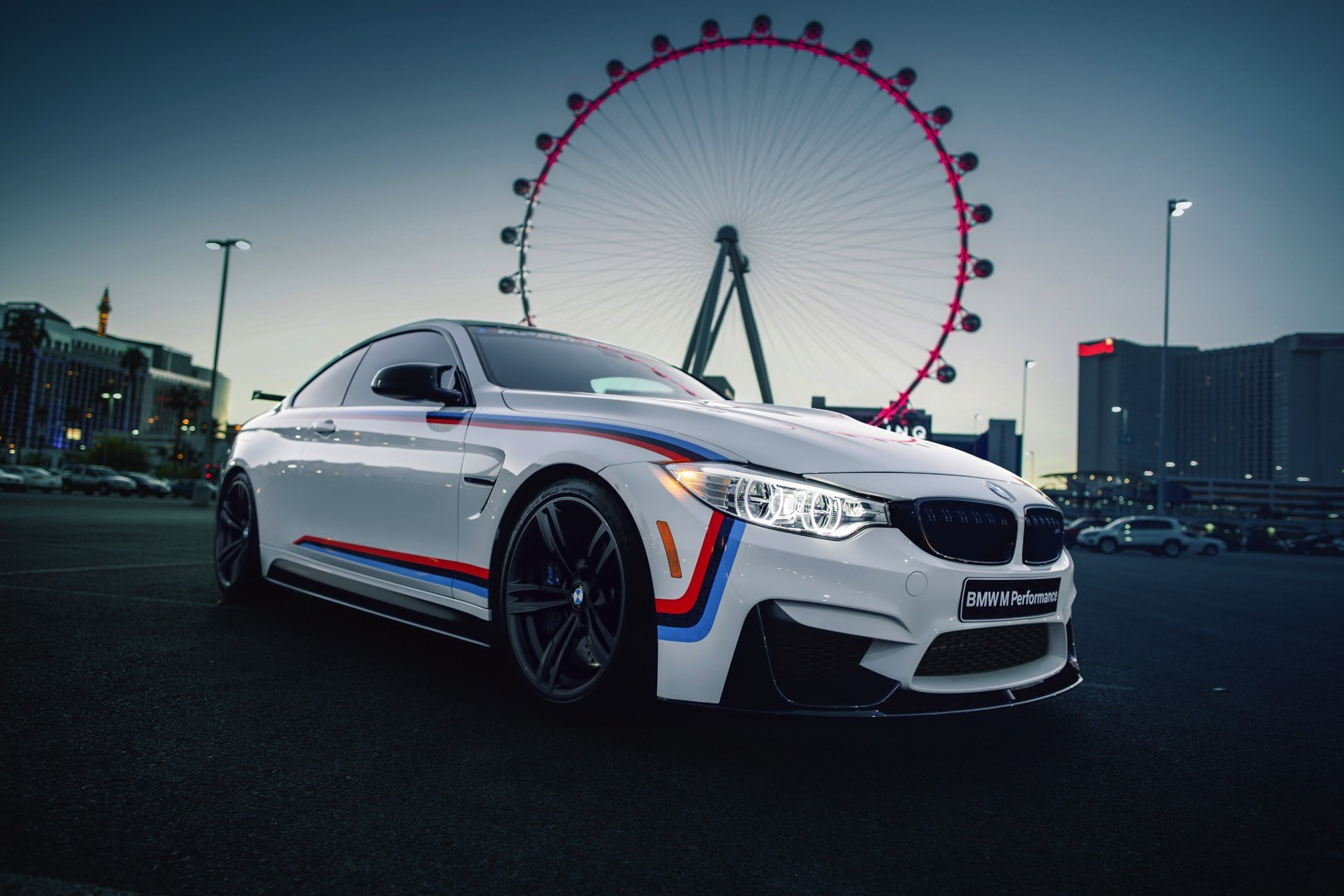 Bmw M4 With M Performance Parts Wallpapers The Thirst For Performance Is Real Autoevolution