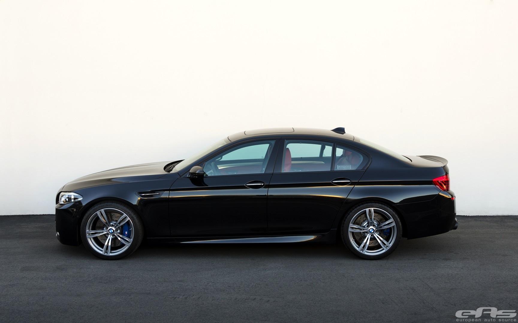 Black F10 M5 >> BMW M5 Changes Its Tone at EAS - autoevolution