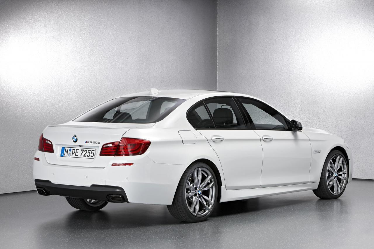 Bmw M550d Sedan And Touring Introduced Autoevolution